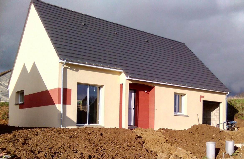constructeur maison traditionnelle rt 2012 ruaudin le mans. Black Bedroom Furniture Sets. Home Design Ideas